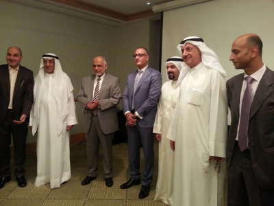 A Training Course for the Doctors of Kuwait Medical International Company